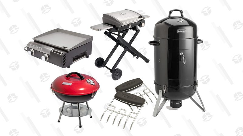 Kick Off Barbecue Season With This One-Day Cuisinart Grilling Sale