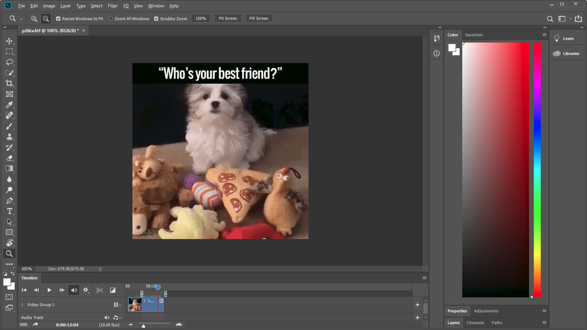 The Complete Guide to Making Animated GIFs