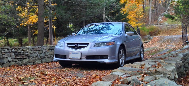 Why I Still Love My Plain Old Mile Commuter Car - Are acura tl good cars