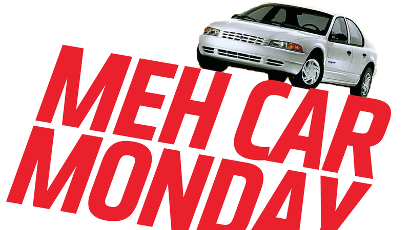 Illustration for article titled Meh Car Monday: The Plymouth Breeze, The Car Named For A Slight Movement Of Empty Air