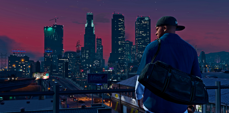 Illustration for article titled GTA Players Search For Secret Jetpack, Find Touching Memorial Instead