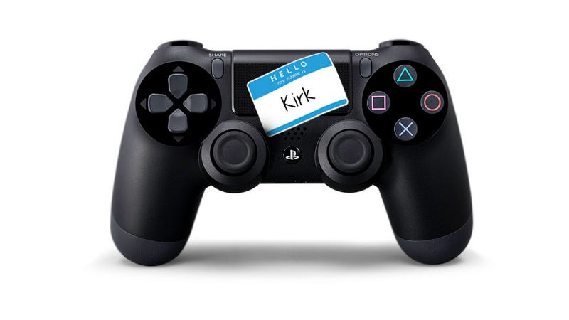 Illustration for article titled PS4 Will Let You Use Your Real Name Online At Launch