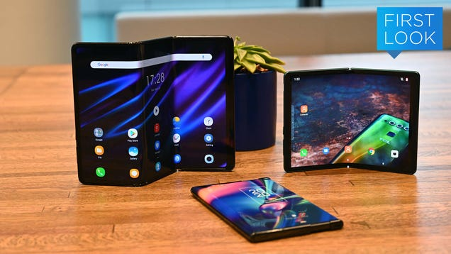 Phones Like These Are Why I m Still Excited for a Foldable Future