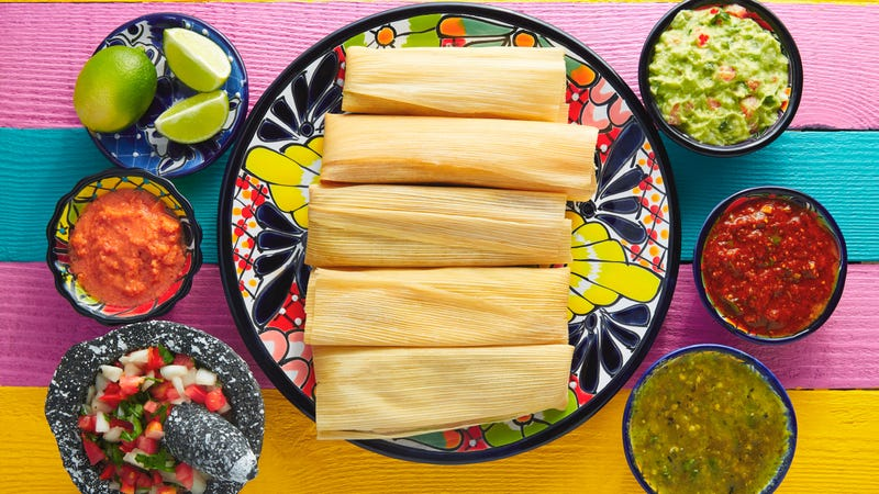 Illustration for article titled Tamales are a treat for Día De Los Muertos—and the other 364 days of the year