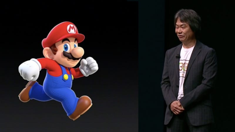 Illustration for article titled Super Mario Is Coming to the iPhone