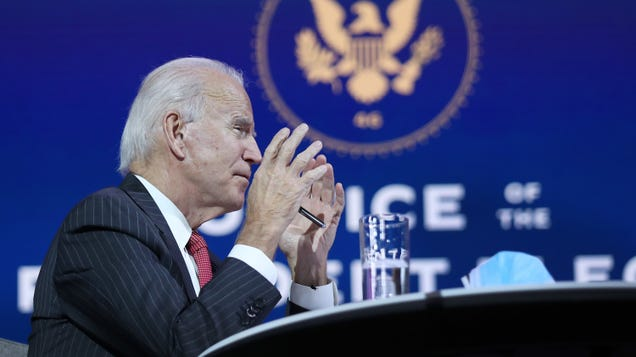 The Trump Admin Is Refusing to Give Full Cybersecurity Support to Biden s Transition Team
