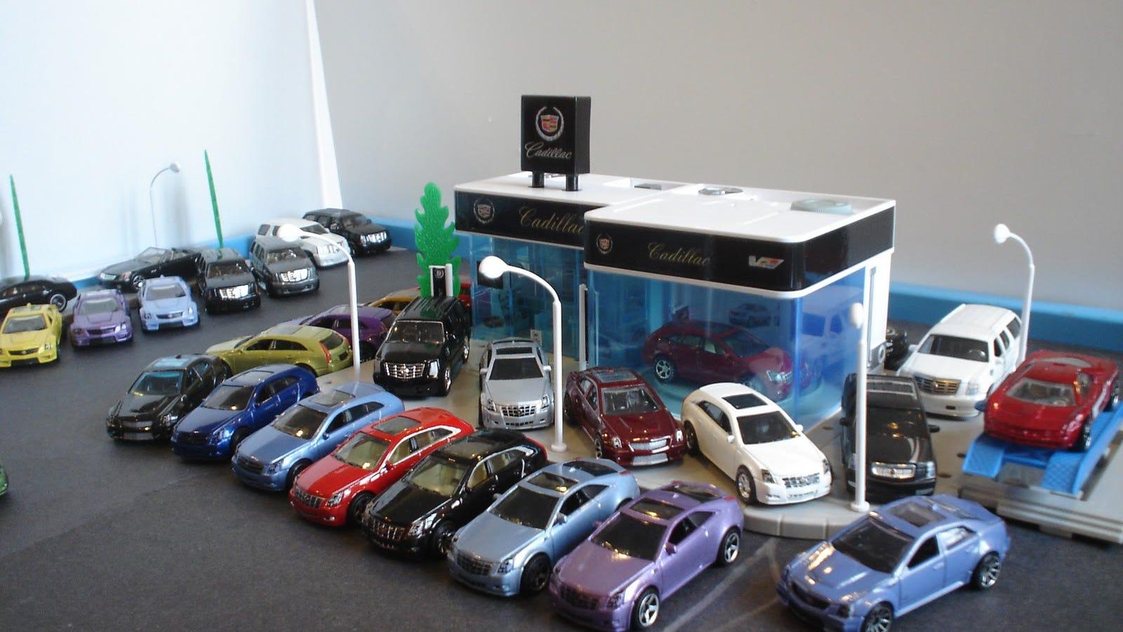 Custom Cadillac Dealer