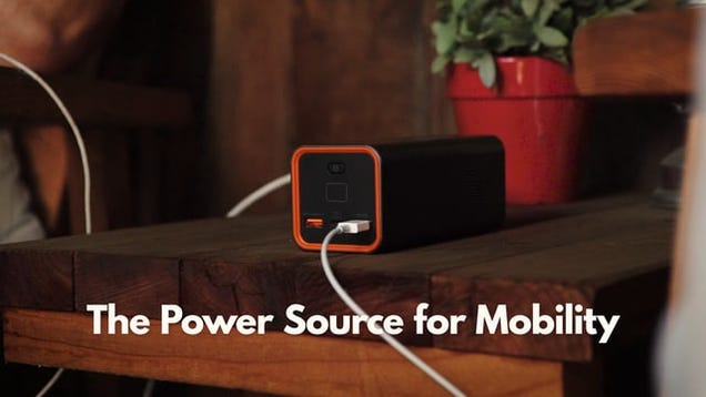 This USB Battery Pack Also Has An AC Outlet, and It s Never Been Cheaper