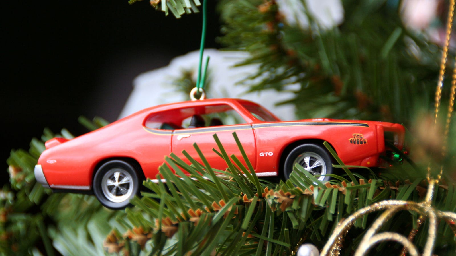 What S Your Favorite Car Christmas Ornament