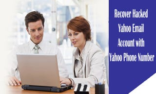 Illustration for article titled Recover Hacked Yahoo Email Account with Yahoo Phone Number