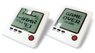 Illustration for article titled Game Boy Knock-Off Slider Puzzle Is as Retro as Gaming Gets