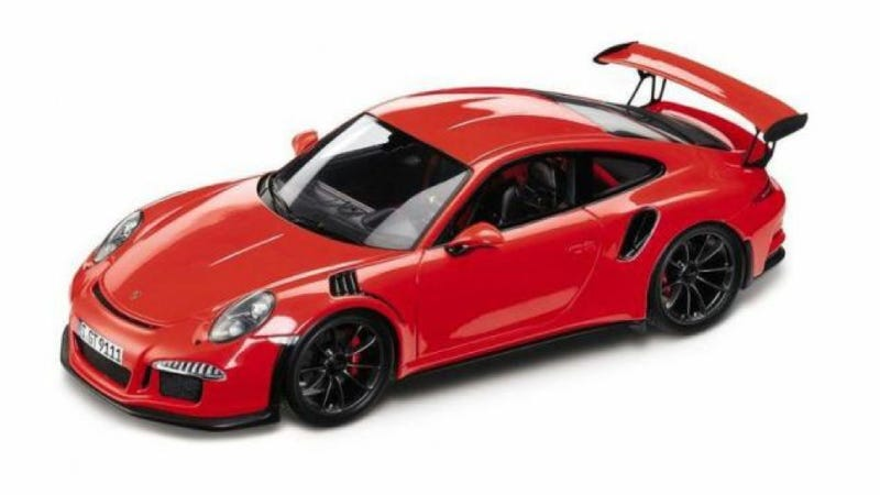 Illustration for article titled Is This The New Porsche 911 GT3 RS And Is It Turbocharged?