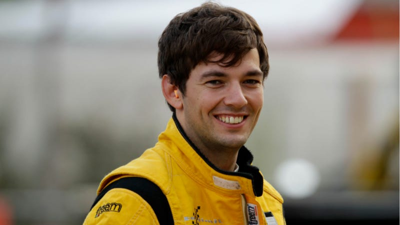 Illustration for article titled Racer Sean Edwards Killed In Accident In Australia