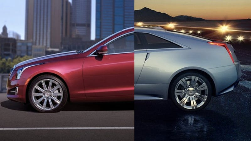 Illustration for article titled Photoshop Contest: We Want To See The 2015 Cadillac ATS Coupe