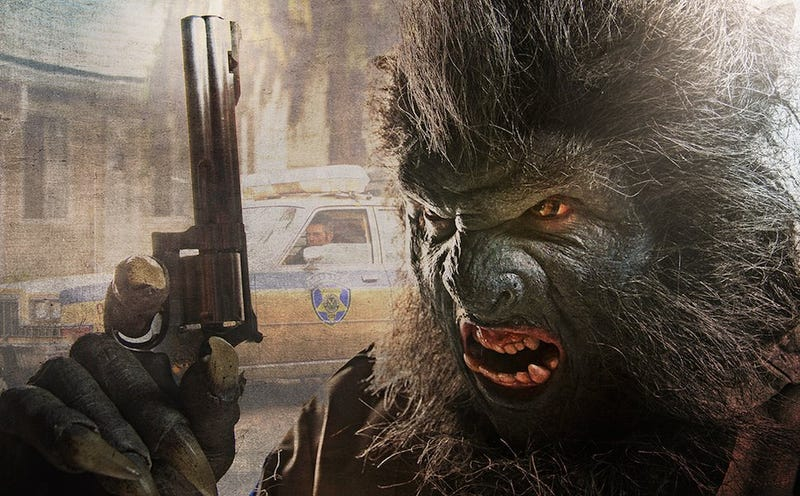 Illustration for article titled ​Wolfcop Is The Best '80s Movie Ever Made In 2014