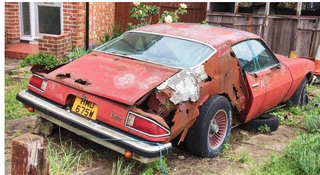 Illustration for article titled rusty Camaro anyone?