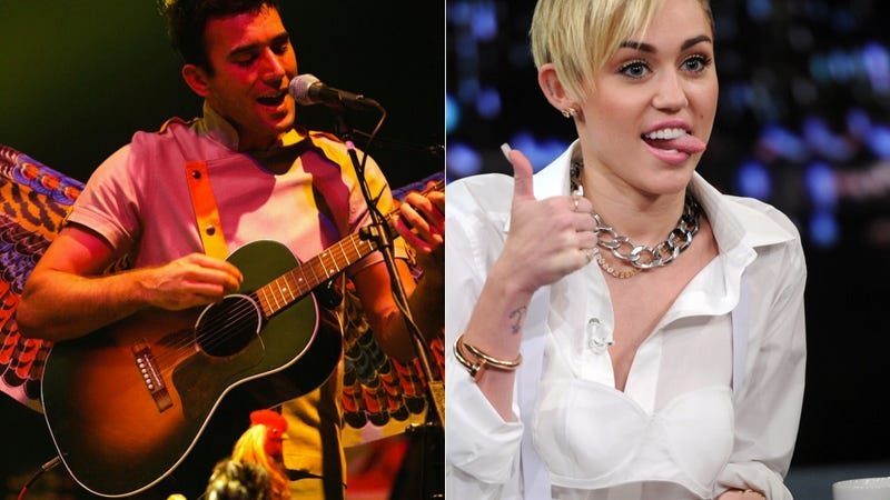Illustration for article titled Sufjan Stevens Pens Searing Open Letter to Miley Cyrus About Grammar