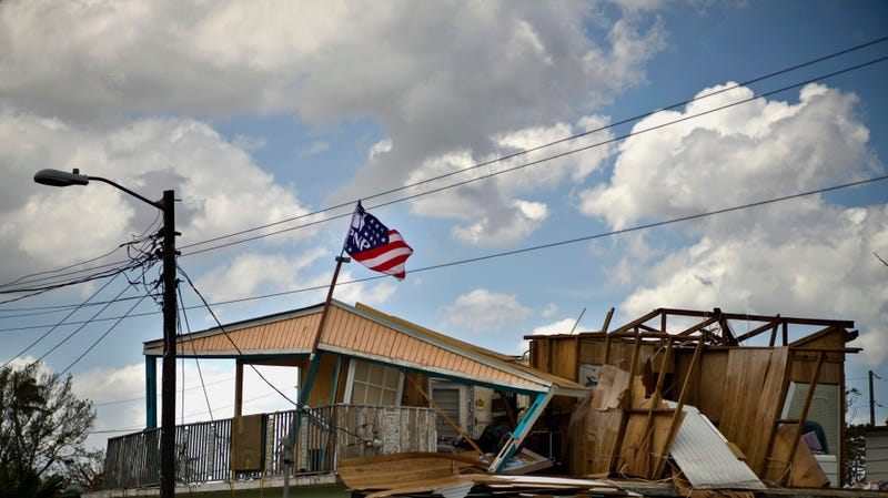After Hurricane Maria struck Puerto Rico, GiveDirectly gave money to survivors throughout the island.