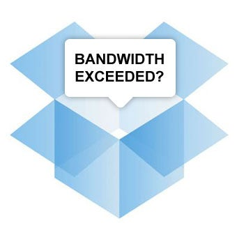 Illustration for article titled What Are Dropbox's Bandwidth Limits?