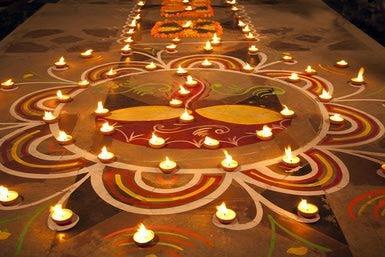 Illustration for article titled Happy Diwali!   :)