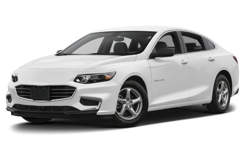 Illustration for article titled I fixed the new Chevy Malibu