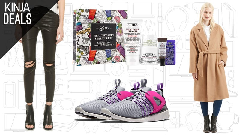 Illustration for article titled Today's Best Apparel Deals: Topshop, Uniqlo, and Kiehl's