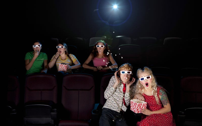 Illustration for article titled Glasses-Free 3D Movies Might Make 3D Movies Slightly Less Terrible Soon