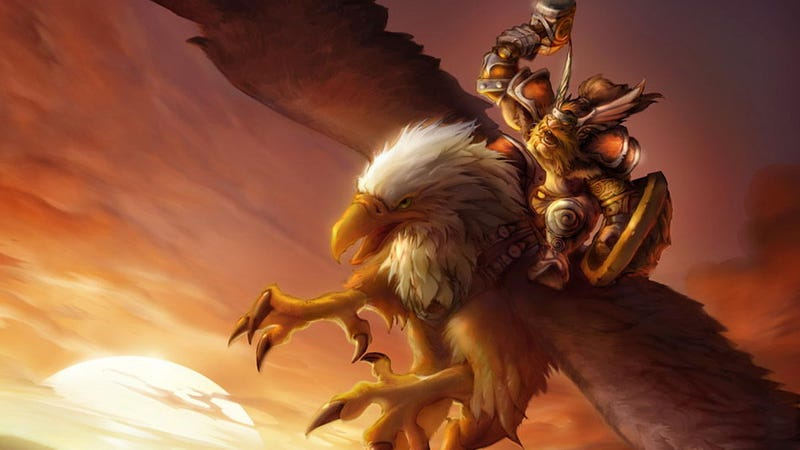 Illustration for article titled World of WarCraft Movie Gets a New Writer, Not so Dead After All