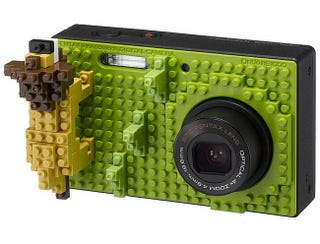 Illustration for article titled Pentax Optio NB1000 Is A Camera For Lego Lovers