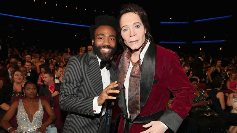 Illustration for article titled So if it wasn't Donald Glover, who was dressed as Teddy Perkins at the Emmys?