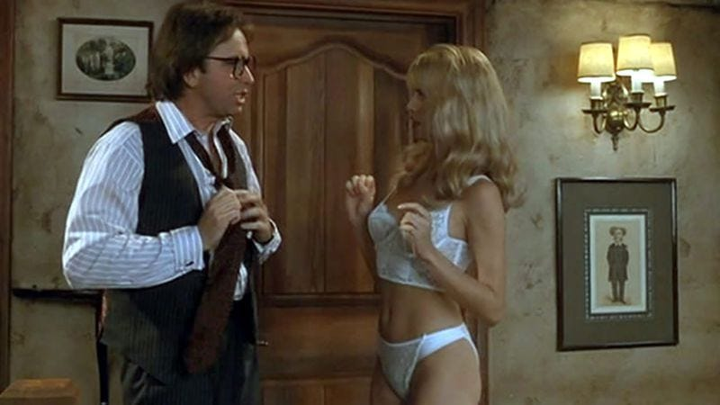 John Ritter, Nicollette Sheridan in Noises Off
