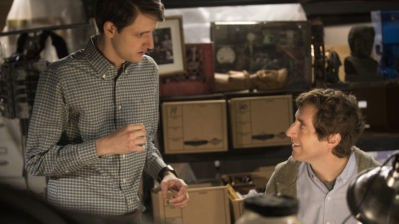 Zach Woods, Thomas Middleditch (Image: HBO)