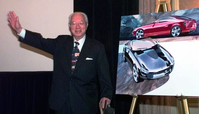 Illustration for article titled Nissan's 'Father Of The Z' And Rogue Exec Katayama Yutaka Dies At 105