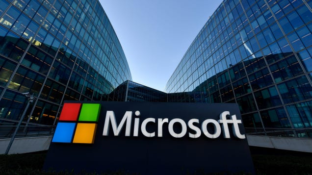 The Latest Microsoft Hack Looks Like It Could Be Huge