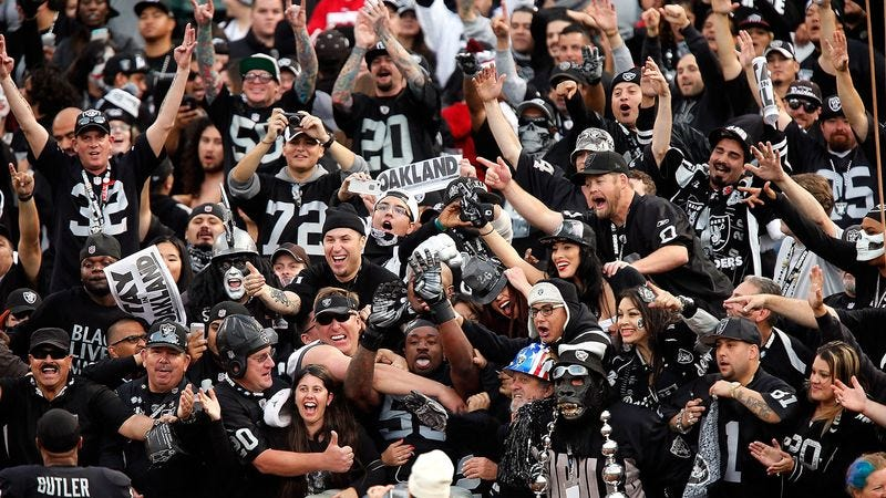 Illustration for article titled Raiders Agree To Pay Fan Base $16 Billion In Relocation Expenses