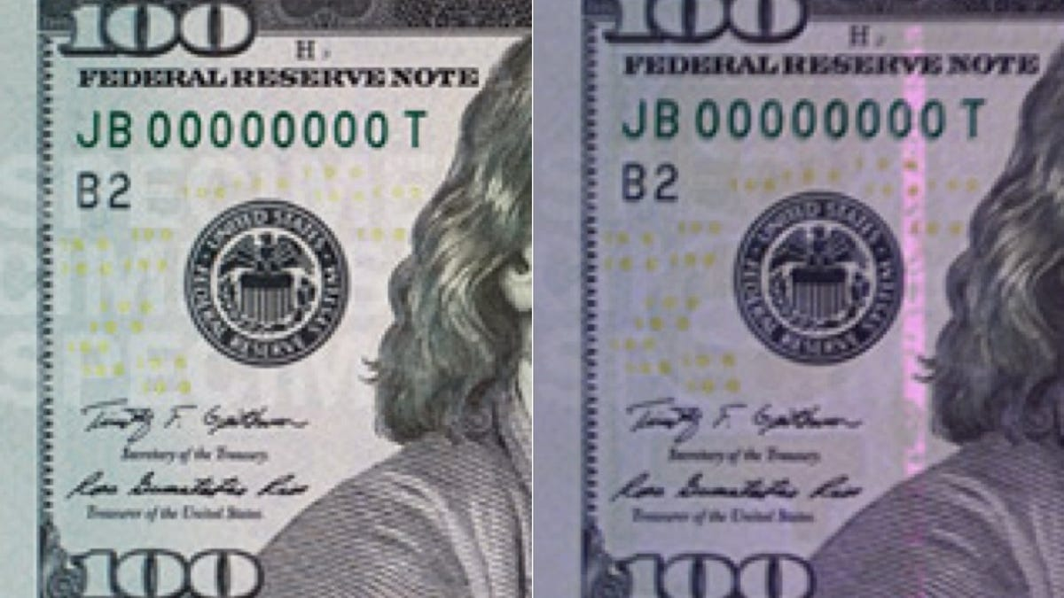 Here\'s Your New and Improved Hundred Dollar Bill