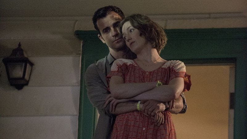 Justin Theroux, Carrie Coon (HBO)
