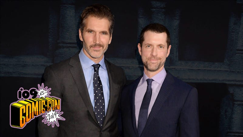 David Benioff and DB Weiss won't be attending San Diego Comic-Con.