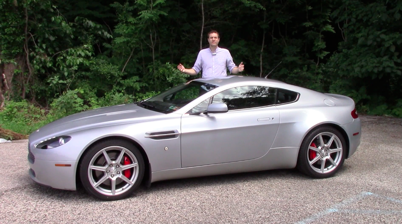 Heres What It Really Costs To Own A Used Aston Martin - Used aston martin v8 vantage