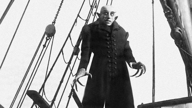 Illustration for article titled The Witch director to remake Nosferatu