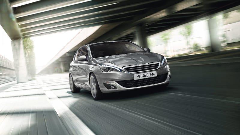 Illustration for article titled Review: 2018 Peugeot 308 Diesel