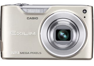 Illustration for article titled Casio's New 12.1Mp EX-Z450, EX-Z90 Cameras Go Beyond Face Detection