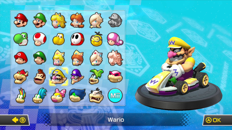 All 30 Mario Kart 8 characters, reviewed