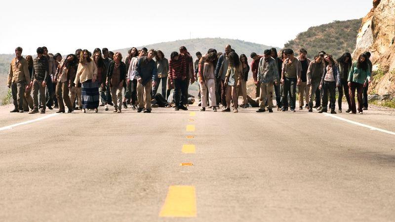 Walkers (Photo: AMC)