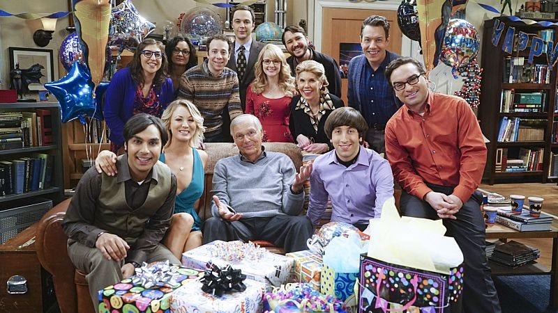 Christine Baranski Big Bang Theory Porn - Photo: The Big Bang Theory (CBS)