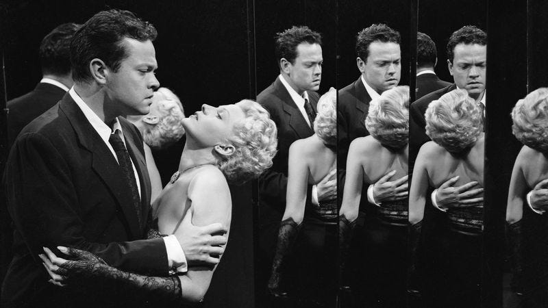 The Lady From Shanghai, 1947 (Photo: Robert Coburn Sr./John Kobal Foundation/Getty Images)