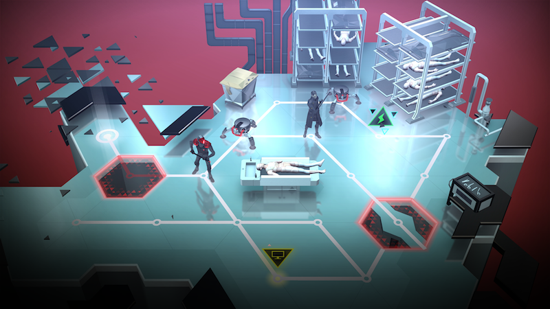 Illustration for article titled Deus Ex Go Is A Satisfying And Complex Puzzle Game