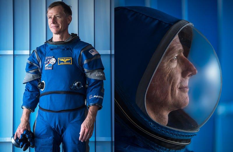 La NASA tiene nuevos trajes y parecen de ciencia ficción