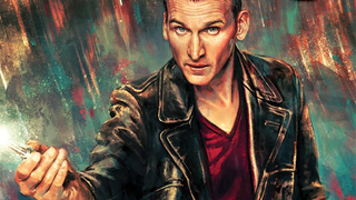 Illustration for article titled The Ninth Doctor Returns For All-New Comic Adventures In Time And Space!