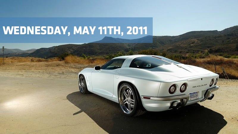 Illustration for article titled The Morning Shift: 2013 Corvette, ex-GM execs want cash, and Toyota profits plummet
